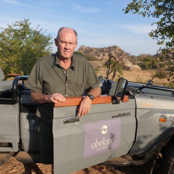 Meet our walking safaris guide, John Fouche