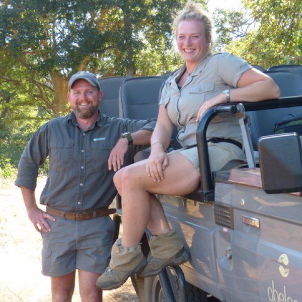 Meet Abelana River Lodge's intrepid guides!